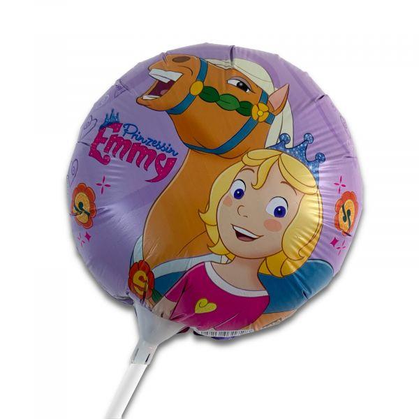Folienballon Prinzessin Emmy Geburtstag Feste Party Luftballon