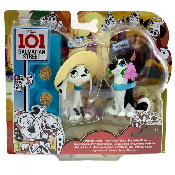 Disney 101 Dalmatian - Das Haus der 101 Dalmatiner 2er-Pack perfektes Picknick