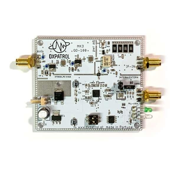 Uplink Converter OSCAR-100 Es Hail Sat 28, 144, 432, 1969 MHz nach 2400MHz