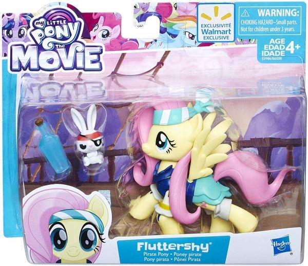 My little Pony The Movie Guardians of Harmony Fluttershy Piraten Pony MLP