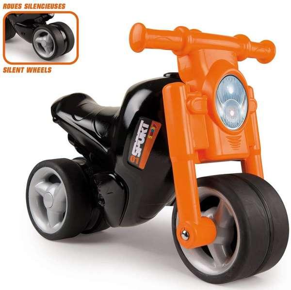 Smoby - Rutschauto Rutschmotorrad Rutscher Kindermotorrad