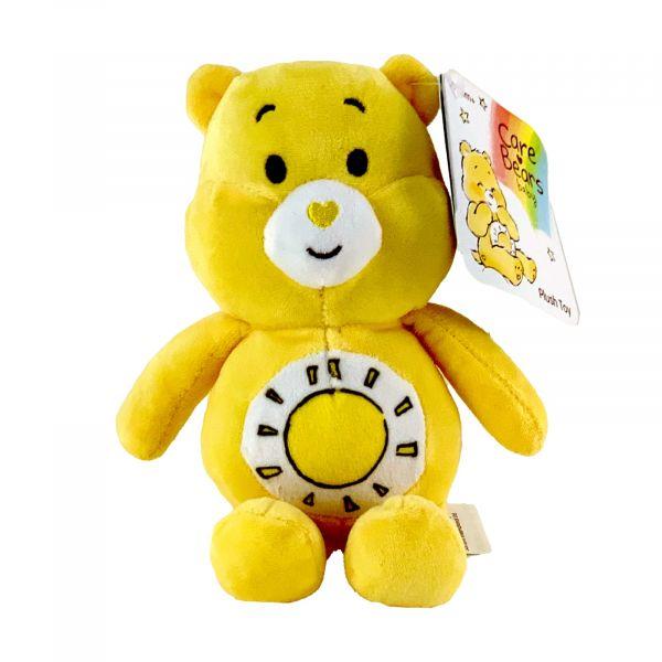 Glücksbärchis Care Bears Plüsch Kuscheltier 20 cm Sonnenbärchen gelb