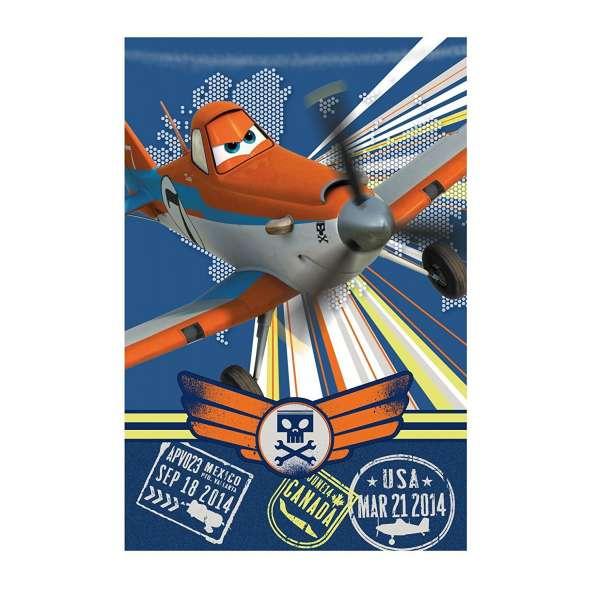 Fleecedecke Disney Planes Fleece Kuscheldecke 100x150