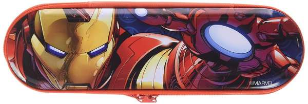 Avengers - Metall-Etui mit Reißverschluss Mäppchen