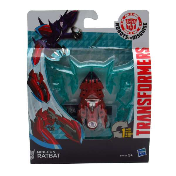 Hasbro Transformers RID Mini-Cons - Ratbat