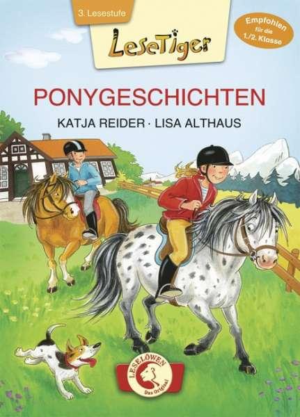 Lesetiger – Ponygeschichten