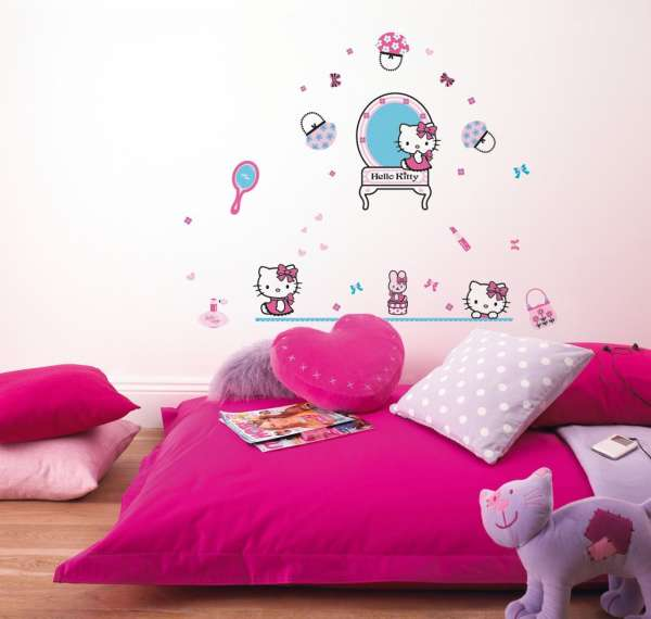 Sanrio Hello Kitty-Maxi Sticker
