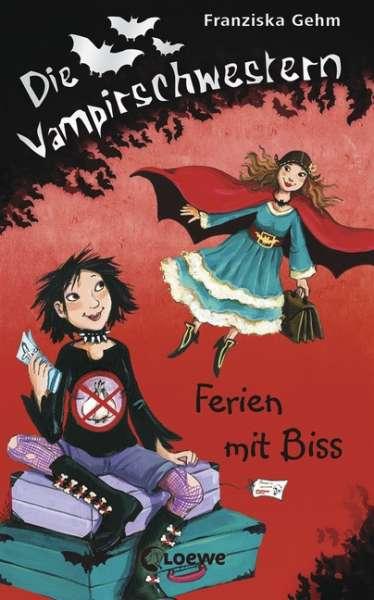 Die Vampirschwestern – Ferien mit Biss Band 5