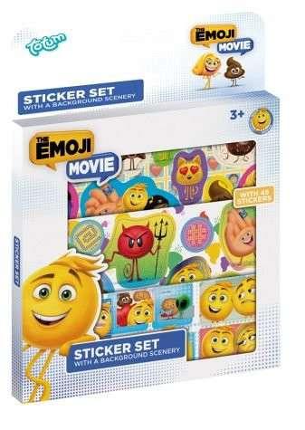 Totum 870000 Emoji Stickerbox Sticker