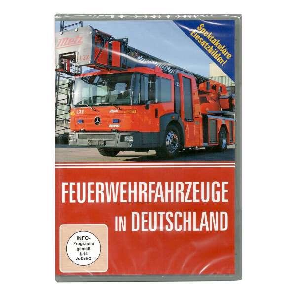 Feuerwehrfahrzeuge in Deutschland