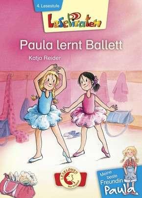 Lesepiraten – Meine beste Freundin Paula: Paula lernt Ballett