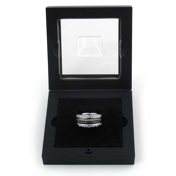 Liora 3er Set Ringe mit Swarovski Elementen