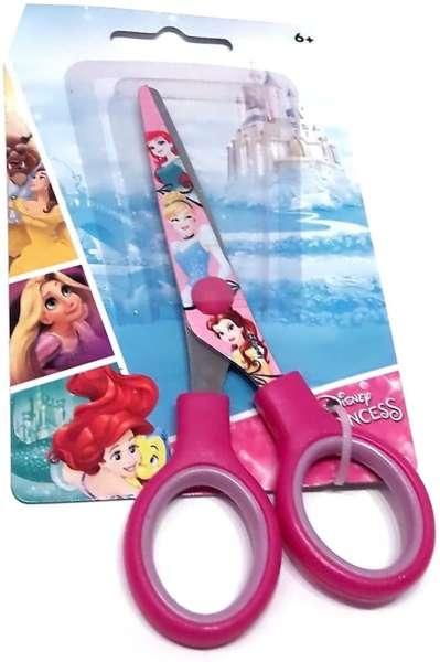 Disney Kinderschere Prinzessin zum basteln und für die Schule Bastelschere