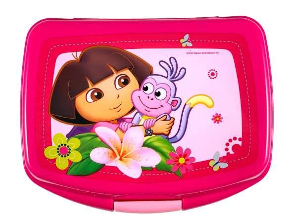 Dora The Explorer Frühstückdose Lunchbox