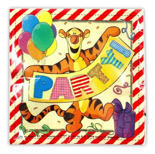 20 Servietten Winnie the Pooh für eine tolle Kinderparty