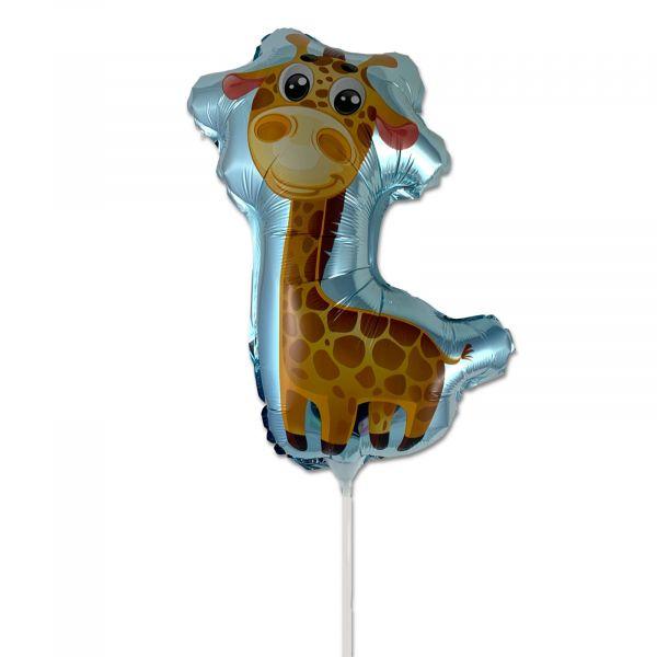 Folienballon Giraffe Geburtstag Feste Party Luftballon