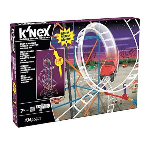 K'nex Star Shooter Achterbahn mit Motor, Knex, Bausatz