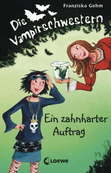 Die Vampirschwestern – Ein zahnharter Auftrag Band3