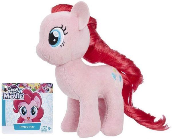 My little Pony The Movie Mähnenspass Plüschpony Pinkie Pie