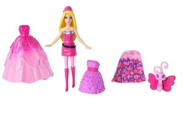 Mattel Barbie Dressing Prinzessin mit Tasche