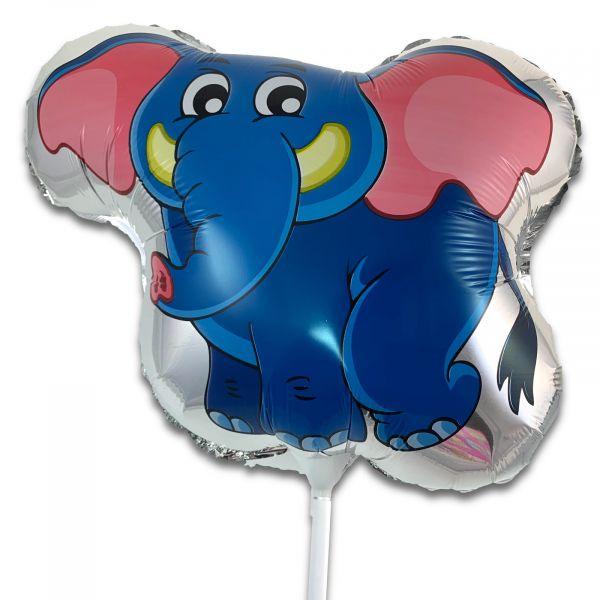 Folienballon Elefant Geburtstag Feste Party Luftballon