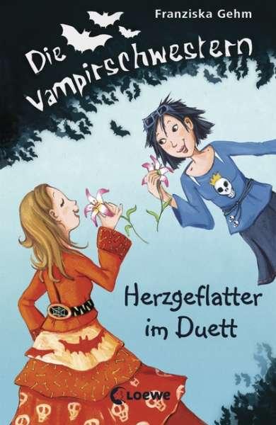 Die Vampirschwestern – Herzgeflatter im Duett Band 4