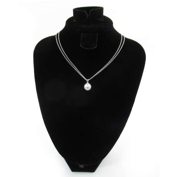 Edle Halskette mit einer Perle von Liora