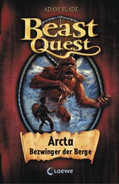 Beast Quest – Arcta, Bezwinger der Berge
