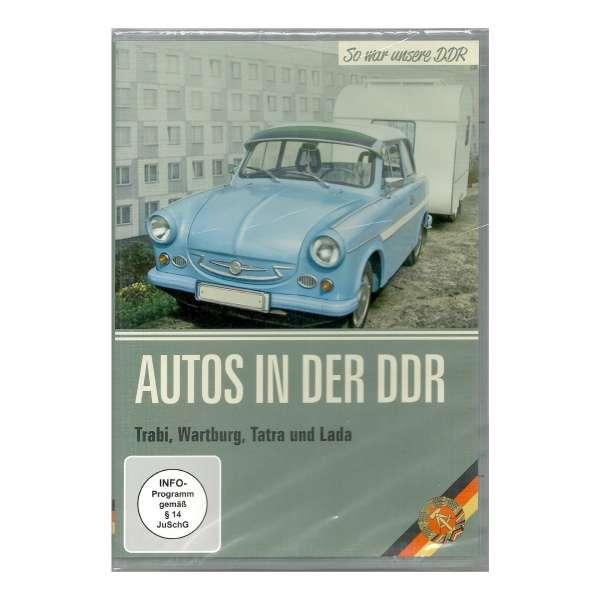 Autos in der DDR - Trabi, Wartburg, Tatra und Lada