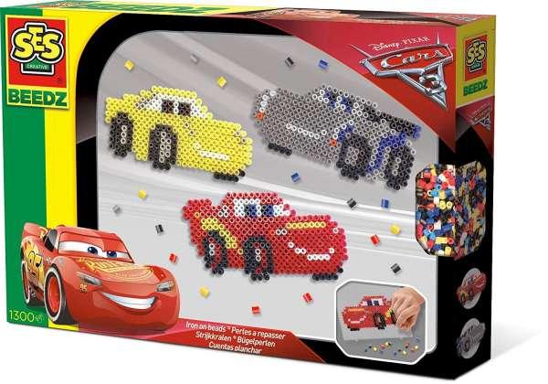 SES Creative 06291 Bügelperlen Pixar Cars basteln
