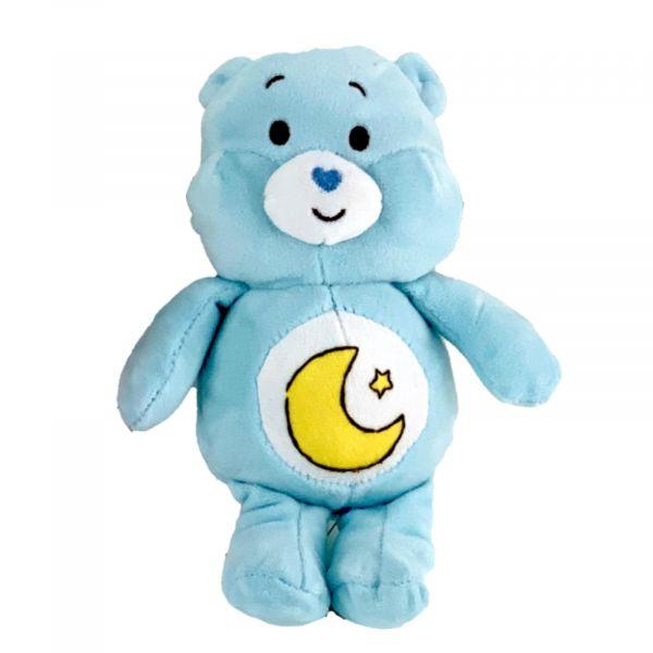 Glücksbärchis Care Bears Plüsch Kuscheltier 20 cm Mondbärchen blau