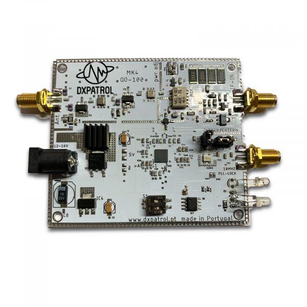 Uplink Converter OSCAR-100 Es Hail Sat 28, 144, 432, 1296 MHz nach 2400MHz
