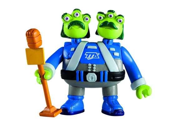 Miles von Morgen 481251ML - Spielzeugfigur, Watson und Crick