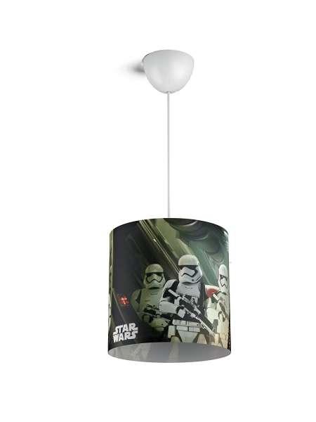 Philips Pendelleuchte Deckenleuchte Kinderzimmer Star Wars