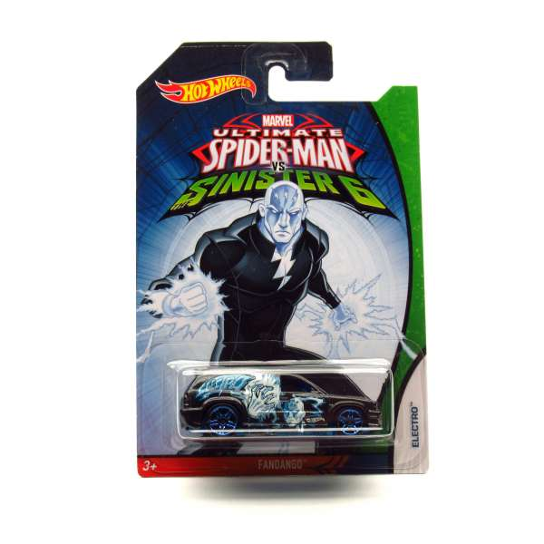 Hot Wheels Ultimate Spider-Man VS Sinister 6 - Fandango