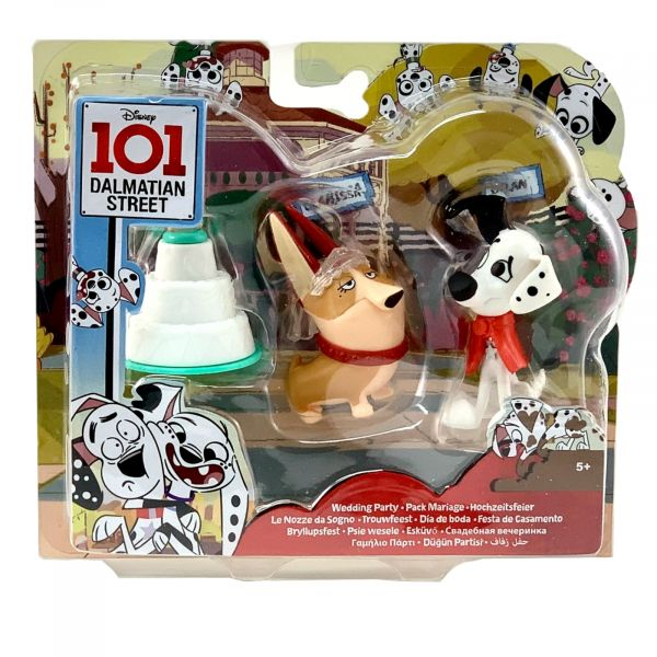 Disney 101 Dalmatian - Das Haus der 101 Dalmatiner 2er-Pack Hochzeitsfeier