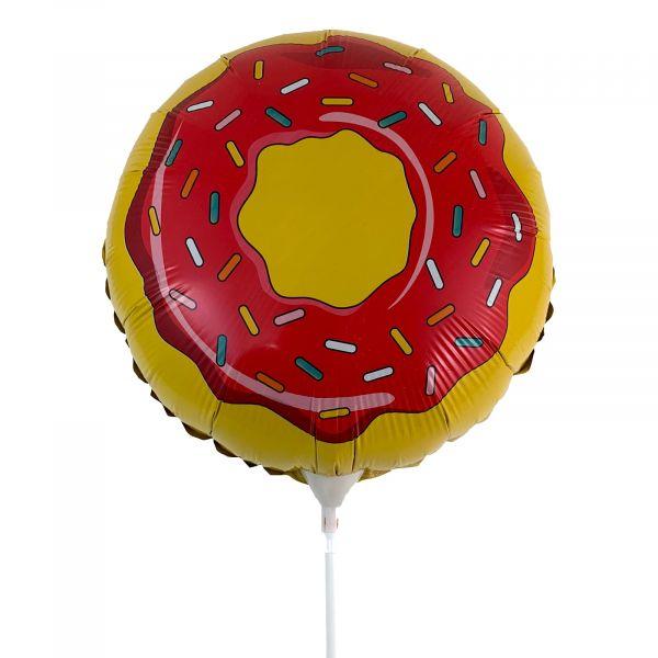 Folienballon Donut Geburtstag Feste Party Luftballon
