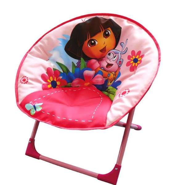 Dora Sessel Campingstuhl Klappstuhl Kindersessel Mondstuhl Moon Chair