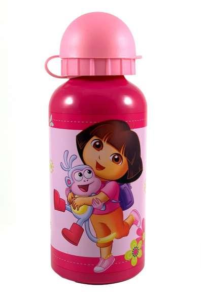 Dora The Explorer Trinkflasche Aluminium