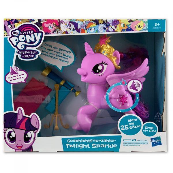 My little Pony Geschichtenerzähler Twilight Sparkle spricht und singt