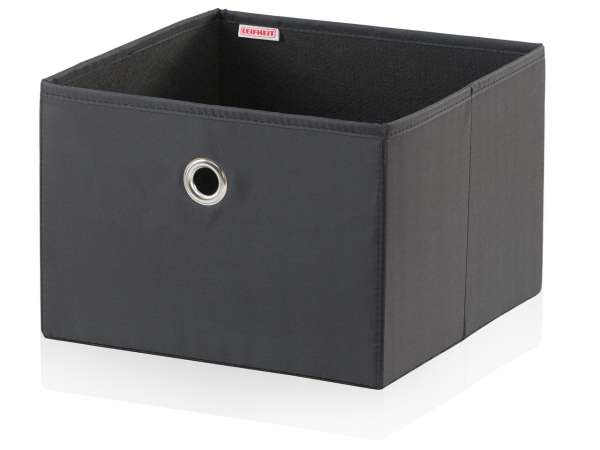 Leifheit Box Faltbox Aufbewahrungsbox Stoffbox super Qualität 27,5 x27,5 x 19 cm
