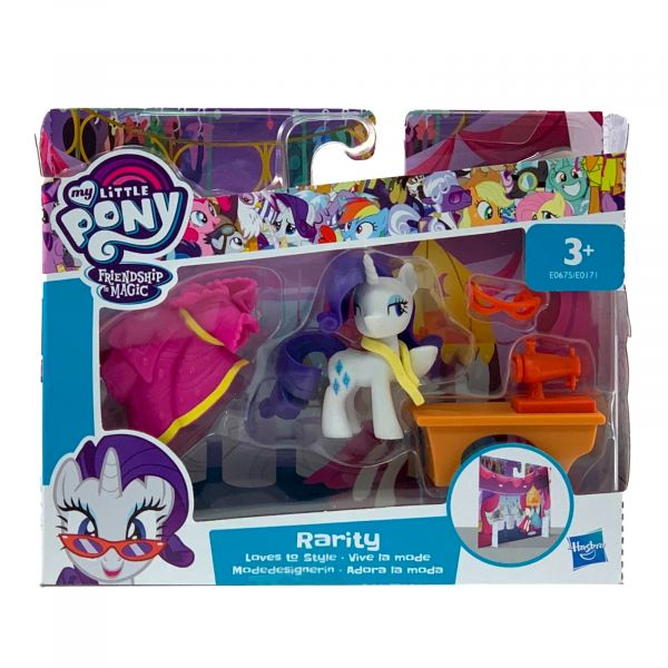 Spielset My Little Pony Friendship Magic Rarity ab 3 Jahre MLP