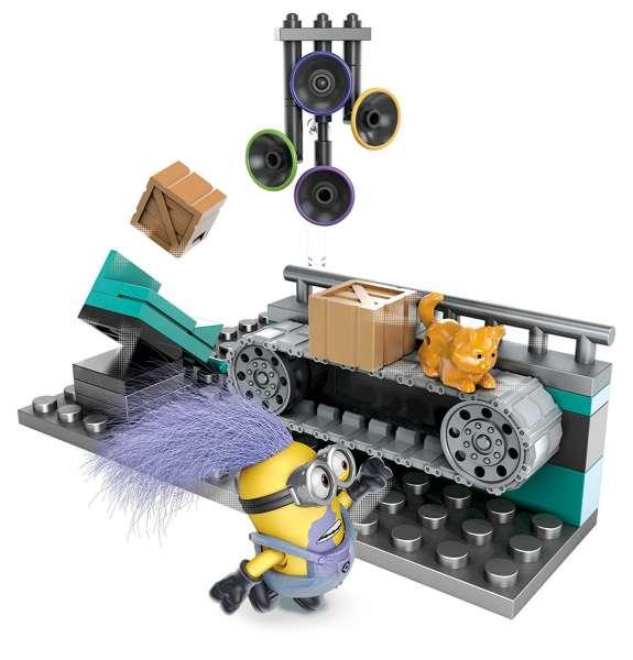 Mega Bloks Minions - Panik im Postraum - Mailroom Mania