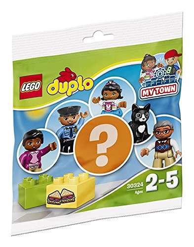 Lego 30324 Duplo Meine Stadt im Polybag