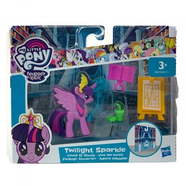 Spielset My Little Pony Friendship Magic Twilight Sparkle ab 3 Jahre MLP