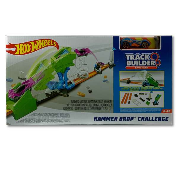 Hot Wheels Hammer Drop Challenge - Hot Wheels Bahn