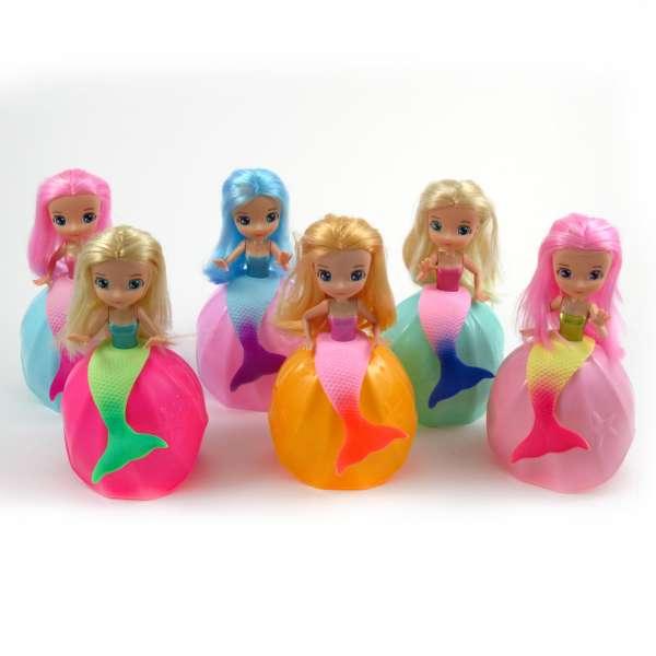 Oceana Girls, bezaubernde Meerjungfrau 6er Set
