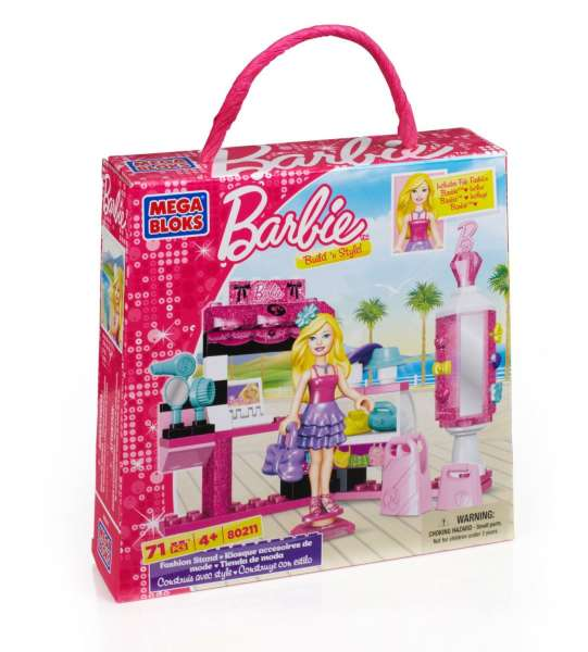 Mega Bloks 80211 - Build n Play Fashion Stand