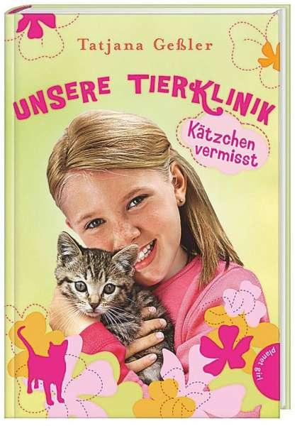 Unsere Tierklinik 2: Kätzchen vermisst Gebundene Ausgabe