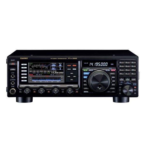 YAESU FTDX 3000 D HF / 50MHz Transceiver